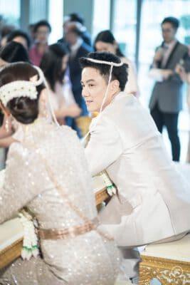 Thai Wedding at Pullman Bangkok King Power Thailand