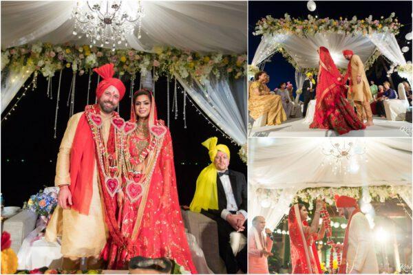 indian wedding at InterContinental Pattaya Resort bangkok thailand