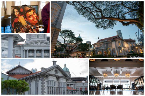indian wedding at Shangri La Hotel Singapore