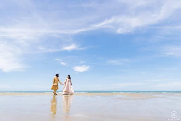 Prewedding at Cha-am Huahin Thailand