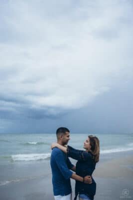 Beach Mariage Proposal in Huahin